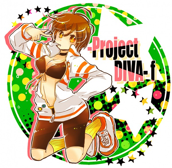 Project DIVA Whistle - Project DIVA F