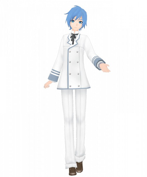 Project DIVA White Blazer - Project DIVA 2nd