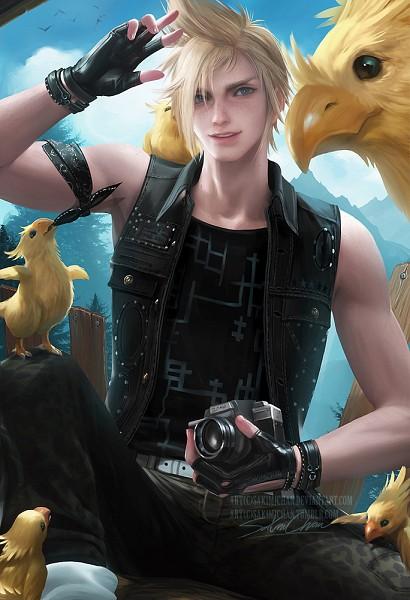 Prompto Argentum - Final Fantasy XV