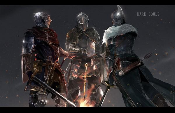 Protagonist (Dark Souls) - Dark Souls