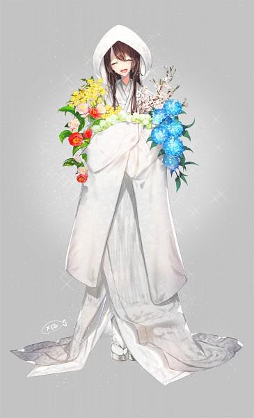 Tags: Anime, Pixiv Id 6489321, Mystic Messenger, Protagonist (Mystic Messenger), Shiromuku, Fanart From Pixiv, Mobile Wallpaper, PNG Conversion, Pixiv, Fanart