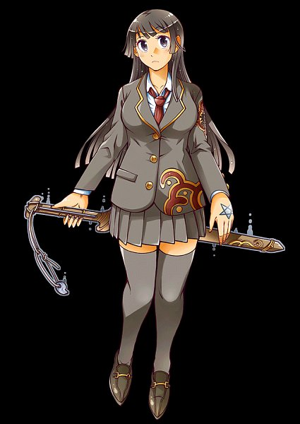 Protagonist 2 - Tokyo Afterschool Summoners