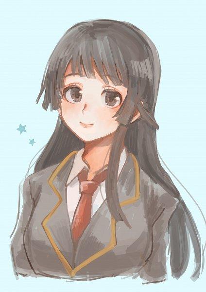 Tags: Anime, Pixiv Id 16561761, Tokyo Afterschool Summoners, Protagonist 2, Aqua Background