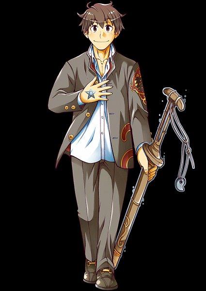 Protagonist 4 - Tokyo Afterschool Summoners