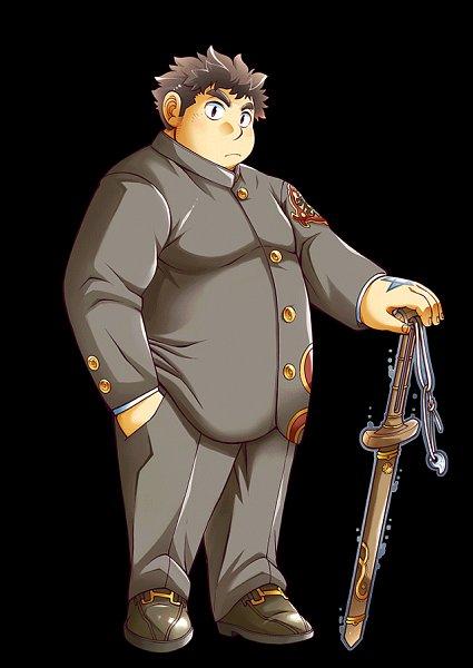 Protagonist 5 - Tokyo Afterschool Summoners