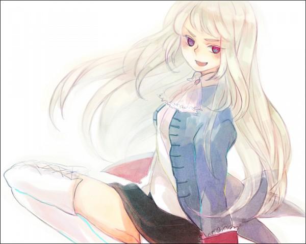 Tags: Anime, Aqua (Artist), Axis Powers: Hetalia, Prussia (Female), Nyotalia