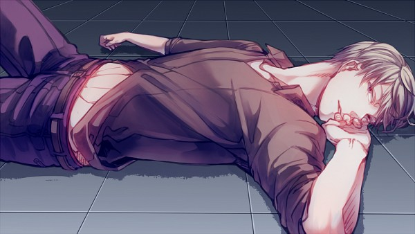 Tags: Anime, Pixiv Id 369984, Axis Powers: Hetalia, Prussia, Wallpaper, Pixiv, Facebook Cover