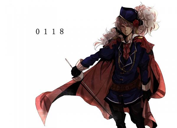 Tags: Anime, Pixiv Id 2693051, Axis Powers: Hetalia, Prussia, Fanart, Fanart From Pixiv, Pixiv