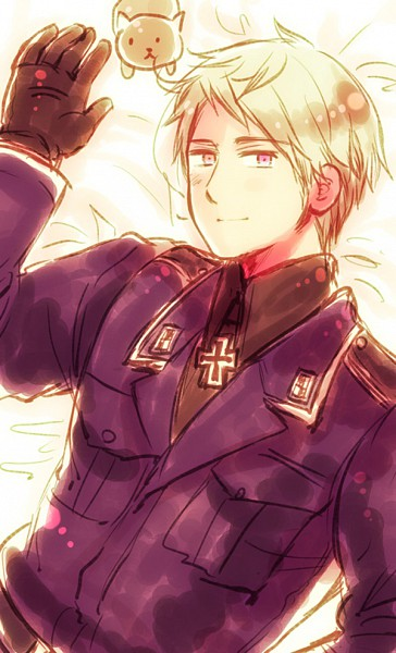 Prussia - Axis Powers: Hetalia