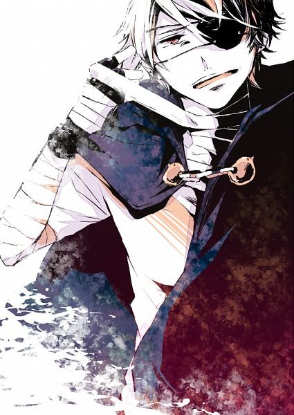 Tags: Anime, Nozaki Tsubata, Axis Powers: Hetalia, Prussia, Pixiv, Mobile Wallpaper, Fanart