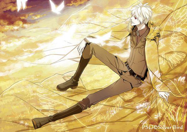 Tags: Anime, PSD, Axis Powers: Hetalia, Prussia, Pixiv