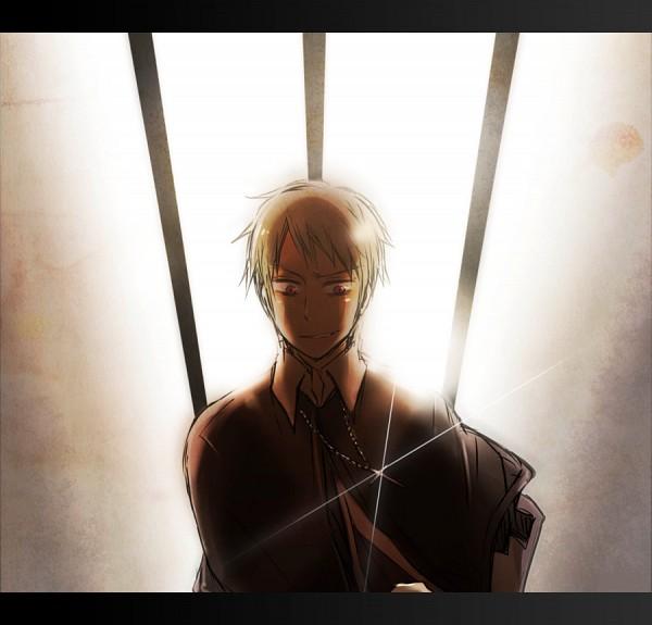 Tags: Anime, Skm939, Axis Powers: Hetalia, Prussia, Clergy