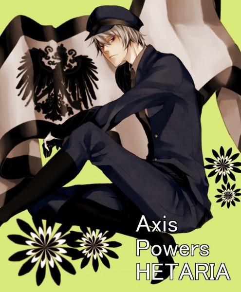 Tags: Anime, Meri-h-shino, Axis Powers: Hetalia, Prussia