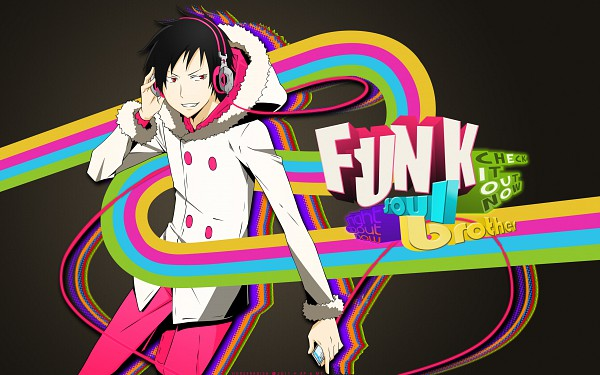 Tags: Anime, DURARARA!!, Orihara Izaya, Psyche, 2560x1600 Wallpaper, HD Wallpaper, Wallpaper, Psychedelic Dreams