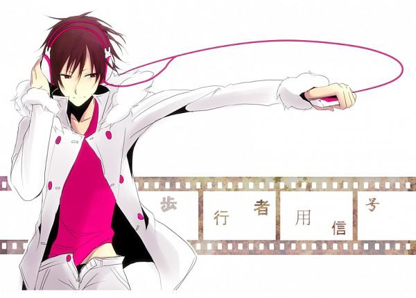 Tags: Anime, Aca, DURARARA!!, Psyche, Orihara Izaya, Pixiv, Psychedelic Dreams