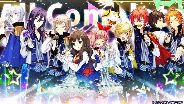 Tags: Anime, Yuzuki Karu, IDEA FACTORY, Otomate, PsychicEmotion6, Kinjou Mizuki, Hinomiya Kazuteru, Mion Kirara, Minase Aoi (PsychicEmotion6), Catherine (PsychicEmotion6), Midou Subaru, Sumeragi Hidaka, Kurosaki Tsukasa (PsychicEmotion6)