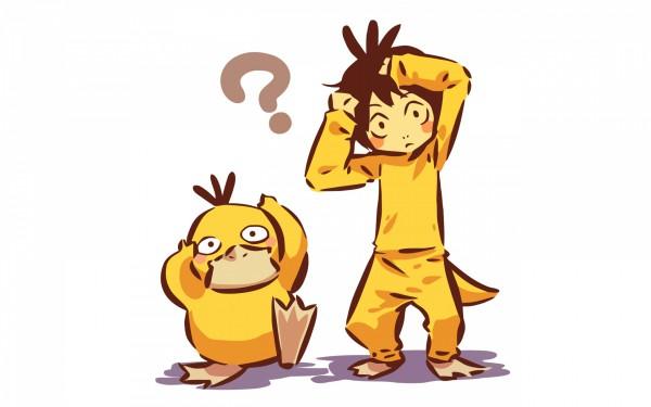 Tags: Anime, Hitec, Pokémon, Psyduck, Wallpaper