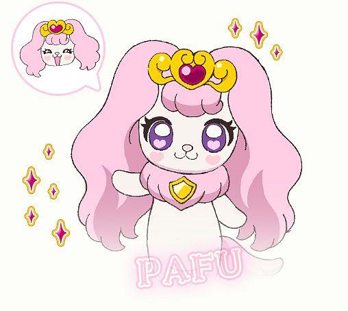 Puff (Go! Princess Precure) - Go! Princess Precure