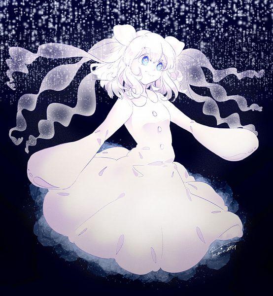 Tags: Anime, Oounabara to Wadanohara, Pulmo, Fanart From Tumblr, Tumblr, Fanart
