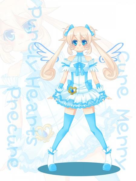 Purely Hearts Precure - Pretty Cure Fan Series