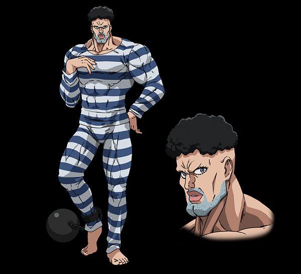 Puri Puri Prisoner - One Punch Man