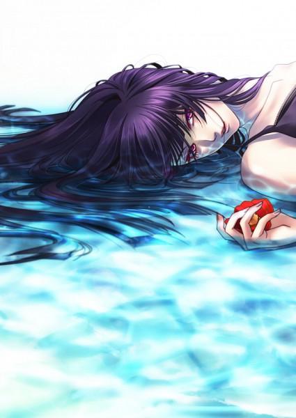 Purple Hair - Zerochan...