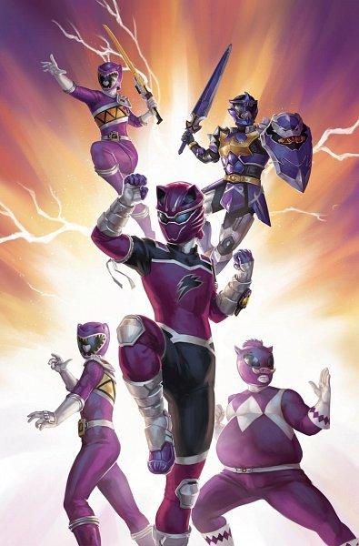 Purple Ranger - Power Rangers