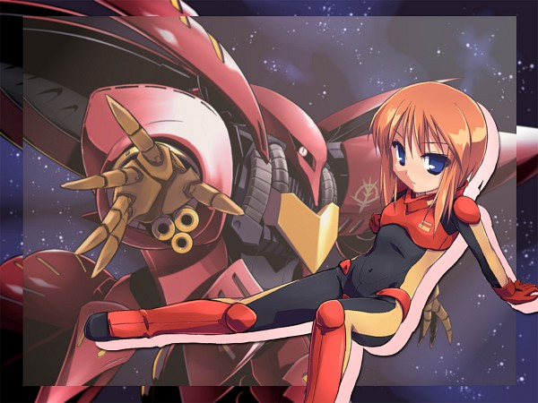 Puru Two - Mobile Suit Gundam