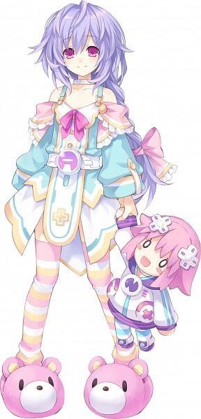 Pururut (Choujigen Game Neptune) (Plutia) - Kami Jigen Game Neptune V