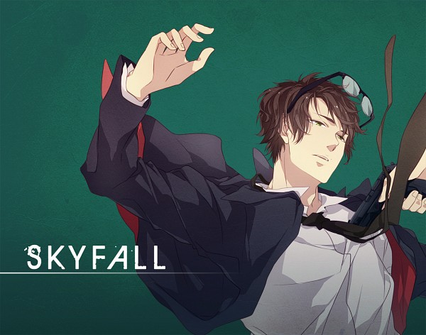 Tags: Anime, Sara666, Skyfall, Tumblr
