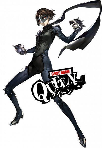 Queen (Persona 5) - Niijima Makoto