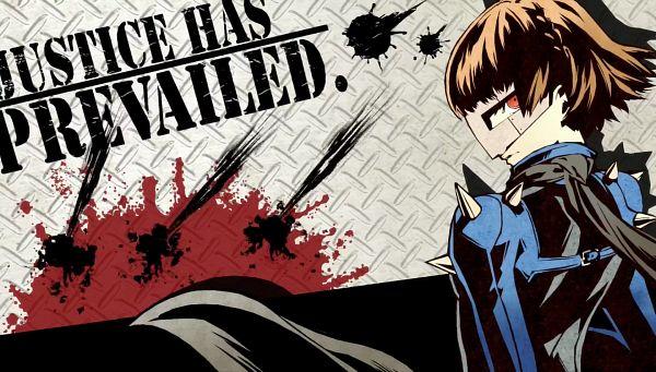 Tags: Anime, Soejima Shigenori, Atlus, Shin Megami Tensei: PERSONA 5, Queen (Persona 5), Niijima Makoto, Wallpaper, CG Art, Official Art