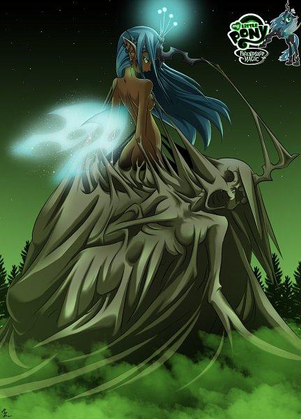 queen chrysalis  my little pony  image 2276606