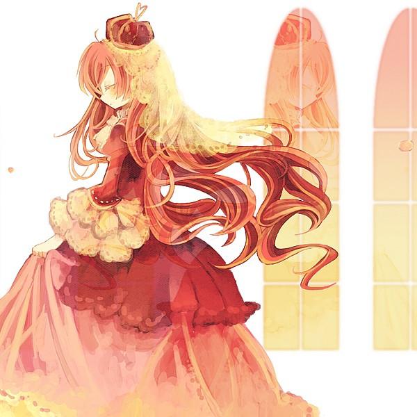 Queen of Hearts - Alice in Wonderland