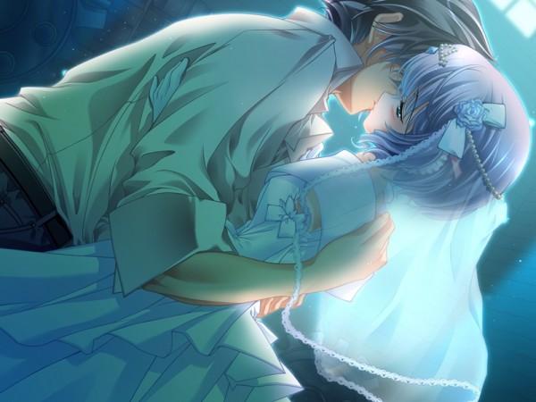 Tags: Anime, CARNELIAN, Quilt (VN), Sia (Quilt), Takumi (Quilt), CG Art