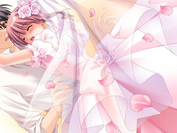 Tags: Anime, CARNELIAN, Quilt (VN), Takumi (Quilt), Airi (Quilt), CG Art