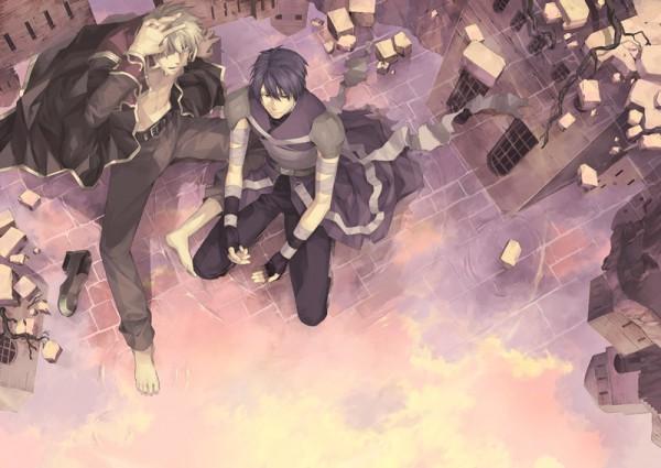 Tags: Anime, RAGNARÖK ONLINE, Assassin (Ragnarok Online), Priest (Ragnarok Online)