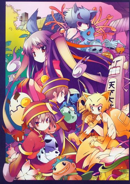 Tags: Anime, Yamamoto Keiji, RAGNARÖK ONLINE, Whisper (Ro), Ghostring, Munak, Bongun, Greatest General, Cat O' Nine Tails, Sohee, Moonlight Flower, Poporing, Character Request