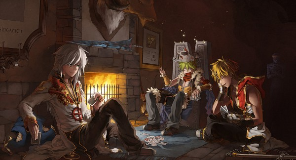 Tags: Anime, Shilin, RAGNARÖK ONLINE, High Priest, Champion, Sniper (Ragnarok Online), Facebook Cover, deviantART, Fanart