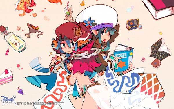 Tags: Anime, RAGNARÖK ONLINE, Tam (Ragnarok Online), Map, Wallpaper, Pixiv