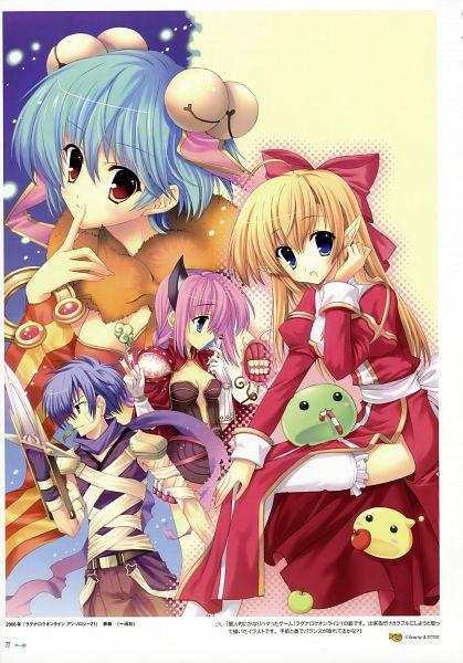 Tags: Anime, Seiran-iro no Kagi, RAGNARÖK ONLINE, Professor (Ragnarok Online), Poporing, Creator, Drops (Ragnarok Online), Assassin (Ragnarok Online), High Priestess, Pixiv, Second Class, Transcendent Second Class