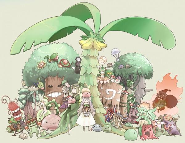 Tags: Anime, RAGNARÖK ONLINE, Geographer (Ragnarok Online), Wormtail (Ro), Hunter (Ragnarok Online), Flora (Ragnarok Online), Enchanted Peach Tree, Black Mushroom (Ro), Spore (Ragnarok Online), Marine Sphere, Stem Worm (Ro), Marin (Ragnarok Online), Wooden Golem (Ro)