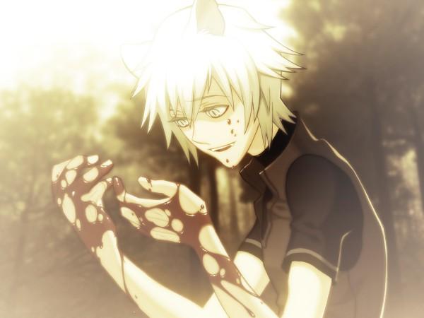 Tags: Anime, Nitro+CHiRAL, Lamento, RAI, CG Art