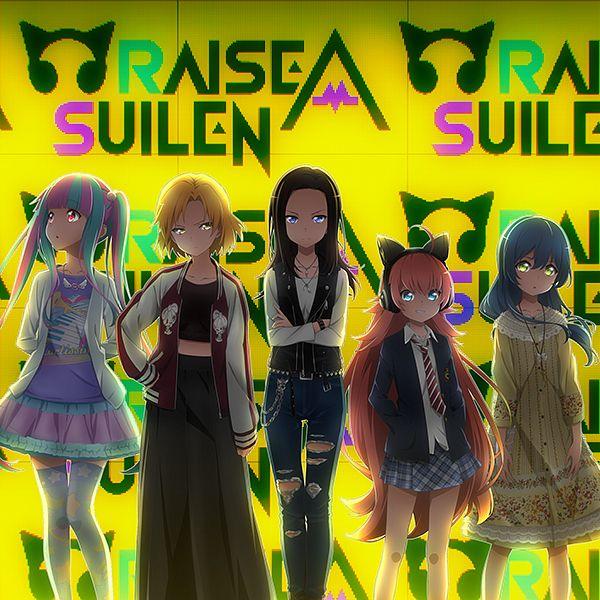RAISE A SUILEN - BanG Dream! Dai 2-ki