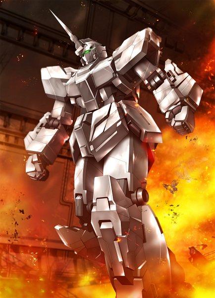 Tags: Anime, ZB (Pixiv113282), Mobile Suit Gundam Unicorn, Mobile Suit Gundam, RX-0 Unicorn Gundam, Fanart, Pixiv, Fanart From Pixiv, Gundams