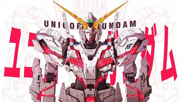 Tags: Anime, Pixiv Id 35577251, Mobile Suit Gundam Unicorn, RX-0 Unicorn Gundam, 5120x2880 Wallpaper, HD Wallpaper, Pixiv, Wallpaper, Fanart From Pixiv, Fanart, Gundams
