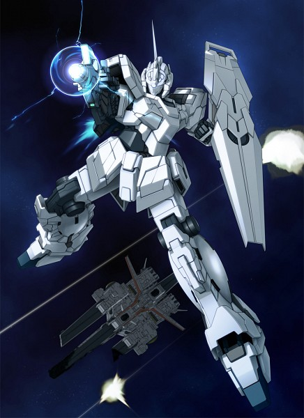 RX-0 Unicorn Gundam - Mobile Suit Gundam Unicorn