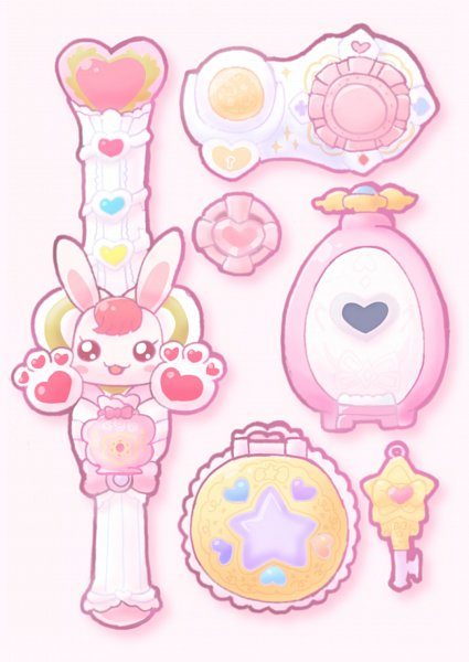 Tags: Anime, Pixiv Id 36520092, Healin'Good♥Precure, Rabirin, Fanart, Fanart From Pixiv, Pixiv