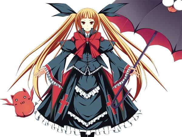 Tags: Anime, Stanaka, BlazBlue, Rachel Alucard