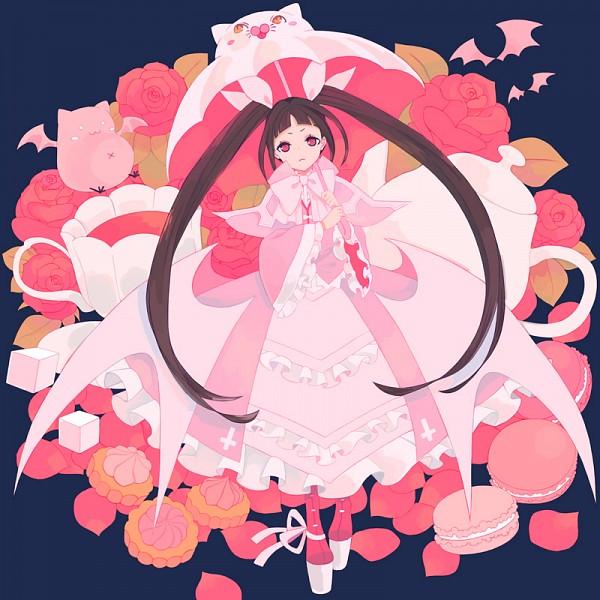 Tags: Anime, Bitikara, BlazBlue, Nago, Gii, Rachel Alucard, Fanart, Fanart From Pixiv, Pixiv
